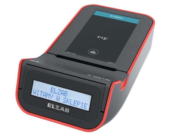 Drukarka fiskalna ELZAB D10 - drukarki-mobilne