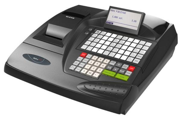 Kasa ELZAB Delta Max E 40K - kasy-systemowe