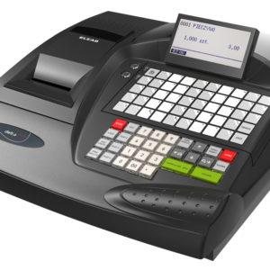 Kasa ELZAB Delta Max E 61K - kasy-systemowe