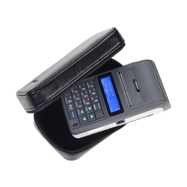 POSNET Skórzane etui na kasę Mobile HS - akcesoria-i-inne