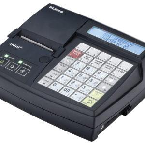 Kasa fiskalna ELZAB Mini E - kasy-srednie
