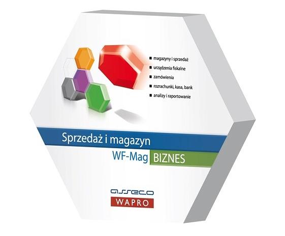 Sprzedaż i magazyn WF-Mag BIZNES - wapro-wfmag