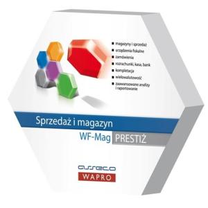 Sprzedaż i magazyn WF-Mag PRESTIŻ PLUS - wapro-wfmag