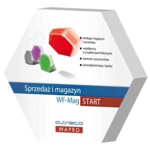 Sprzedaż i magazyn WF-Mag START - wapro-wfmag