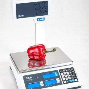 Waga CAS ER PLUS - wagi-kalkulacyjne