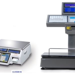 Waga CAS CL5500 - wagi-etykietujace