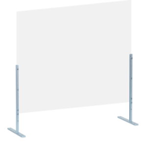 Ekran ochrony osobistej wolnostojacy - akcesoria-i-inne